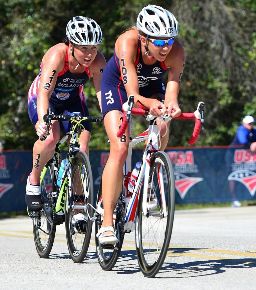 Clermont Draft Legal Triathlon @